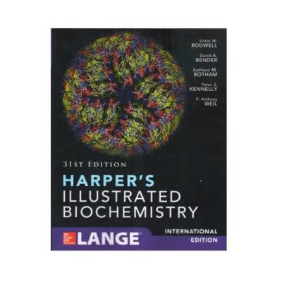 Harper's Illustrated Biochemistry 31st edition