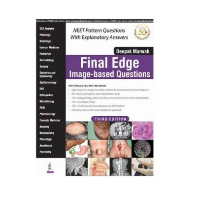 Final Edge Imaged Based Questions 3rd edition by Deepak Marwah
