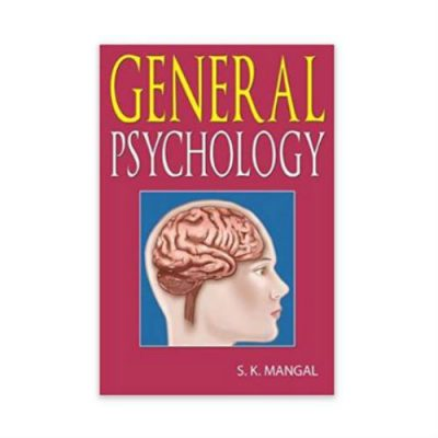 General Psychology by SK Mangal