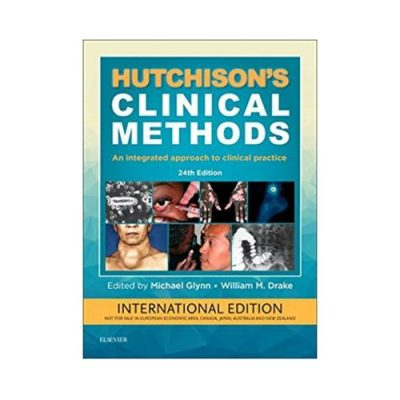 Hutchison's Clinical Methods 24th edition