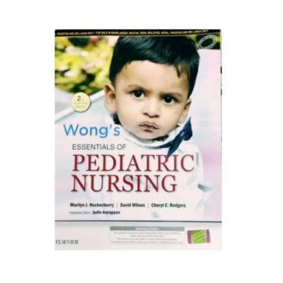 Wong's Essentials of Pediatric Nursing by A. Judie