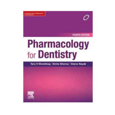 Pharmacology For Dentistry By Tara Shanbhag 4/ED