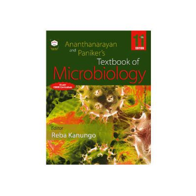 Ananthanarayan And Paniker's Textbook Of Microbiology 11th Ed (2020)