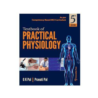 Textbook Of Practical Physiology 4th edition by GK Pal