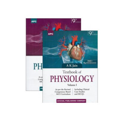 Textbook Of Physiology By A K Jain (2021)