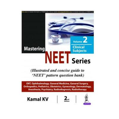 Mastering NEET Series Volume 2 second edition by Kamal KV