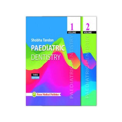 Shobha Tandon Pediatric Dentistry 3rd edition (2 Vols. Set)