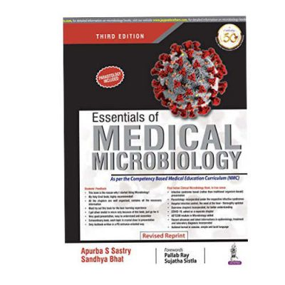 Essentials of Medical Microbiology By Apurba S Sastry (2021)