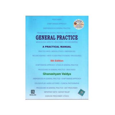 General Practice 5th edition by Ghanashyam Vaidya