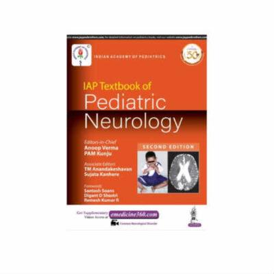 IAP textbook of Pediatric Neurology 2nd edition 2019