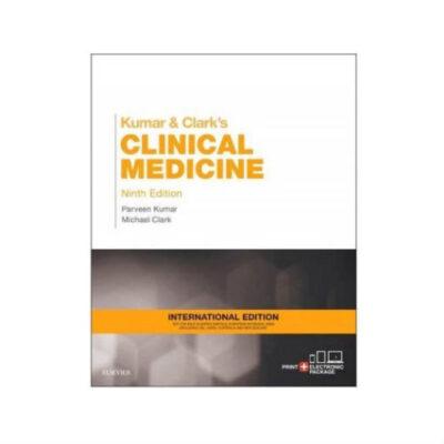 Kumar And Clark's Clinical Medicine 9th edition by Parveen Kumar, Michael clark