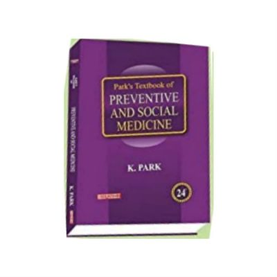 Parks Text Book Of Preventive & Social Medicine