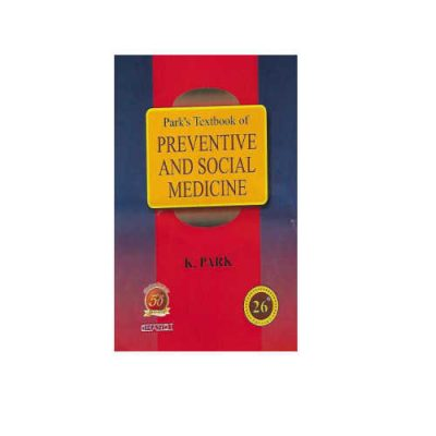 Park's Textbook Of Preventive And Social Medicine 26th/2021