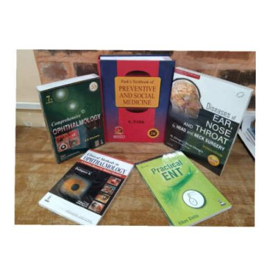 3rd Year Textbook+Practicals Combo