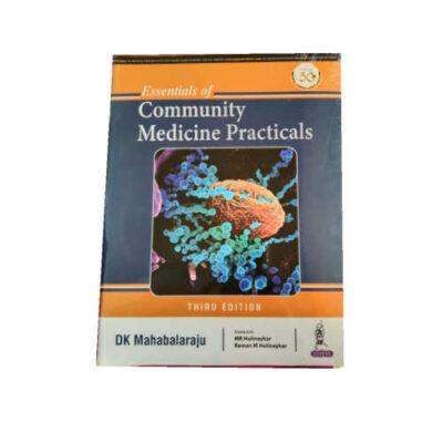 Essentials of Community Medicine Practicals By DK Mahabalaraju 3rd Edition