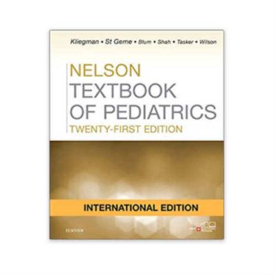 Nelson Textbook Of Pediatrics 21st Edition by Kliegman