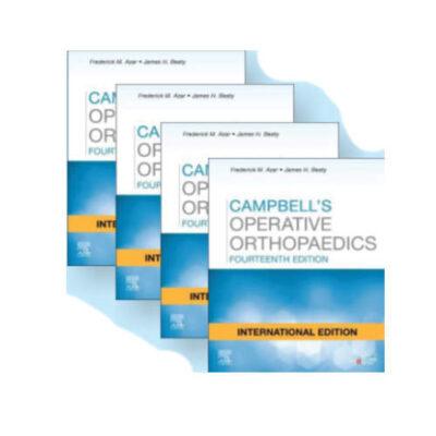 Campbell's Operative Orthopaedics 14th edition (2021)