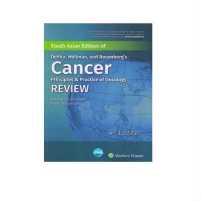 DeVita Cancer Principles & Practice Of Oncology Review 4th Edition by Ramaswamy Govindan