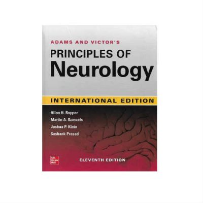 Adams And Victor's Principles Of Neurology 11th Edition by Allan H Ropper