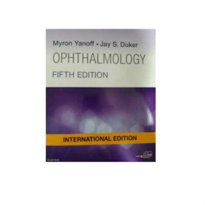 Yanoff Ophthalmology 5th Edition by Myron Yanoff