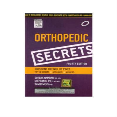 Orthopedic Secrets 4th Edition by Surena Namdari