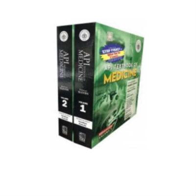API Textbook Of Medicine 11th Edition by Sandhya Kamath