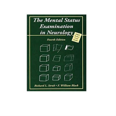 The Mental Status Examination in Neurology 4th Edition by Richard