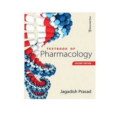 Textbook Of Pharmacology 2nd Edition by Jagadish Prasad