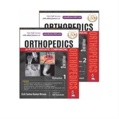 Orthopedics A Postgraduate Companion 2nd Edition by Samar Kumar Biswas