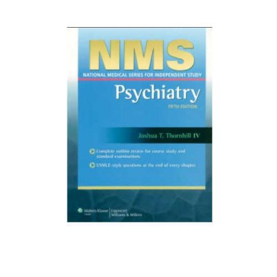 NMS Psychiatry 5th Edition by Thornhill