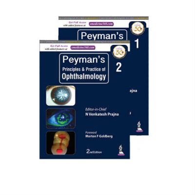 Peyman's Principles & Practice Of Ophthalmology 2nd Edition