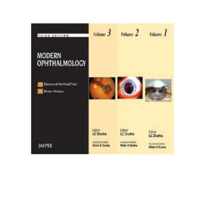 Modern Ophthalmology 3rd Edition by L.C. Dutta