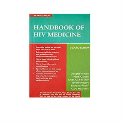 Handbook of HIV Medicine 2nd Edition by Douglas Wilson