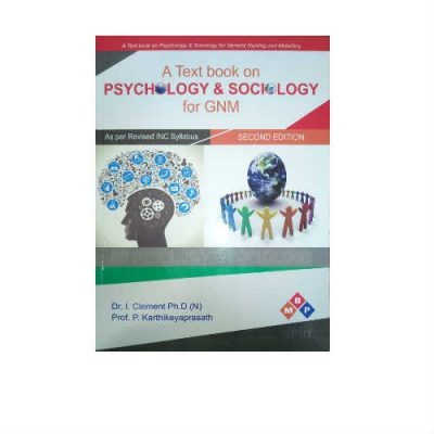 A Textbook Of Psychology & Sociology For GNM 2nd Edition by Clement