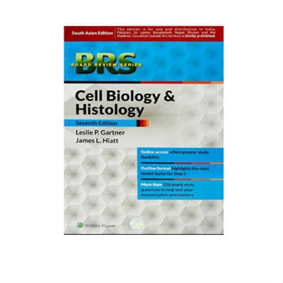 BRS Cell Biology And Histology 7th Edition