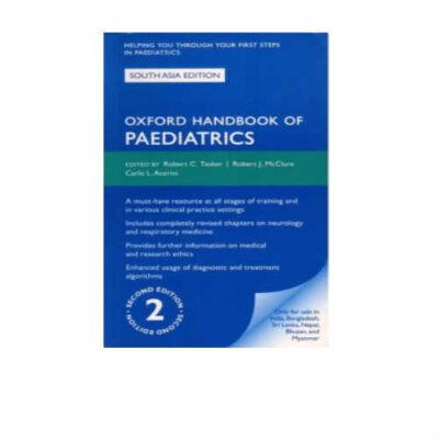 Oxford Handbook Of Paediatrics 2nd Edition by Robert C. Tasker