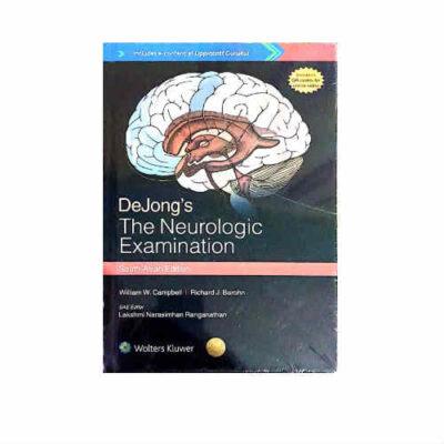 DeJong's The Neurologic Examination 8th Edition
