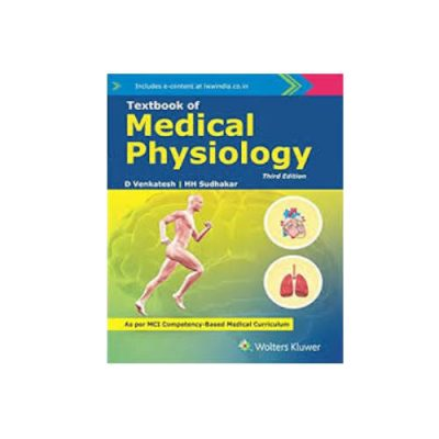 Textbook Of Medical Physiology By D. Venkatesh