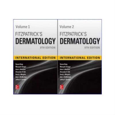 Fitzpatrick's Dermatology 9th Edition by Kang