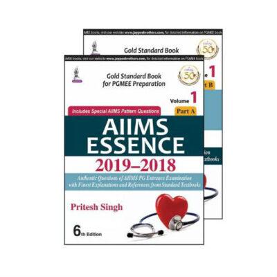 AIIMS Essence 6th Ed (2015-2019) by Pritish Singh