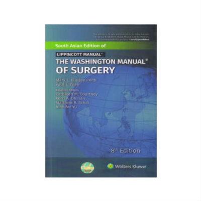 The Washington Manual Of Surgery 8th Edition 2020 by Klingensmith