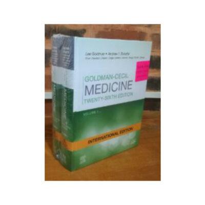 Goldman-Cecil Medicine 26th international edition (2 Volume Set)