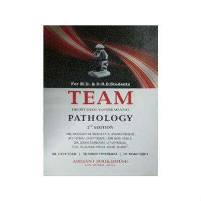 TEAM Theory Exam Answer Manual Pathology 2nd edition