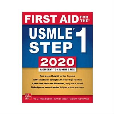 First Aid For The USMLE Step 1 30th Edition by Tao le
