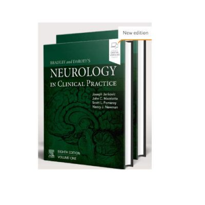 Bradley and Daroff's Neurology In Clinical Practice (2021) 2 volume set