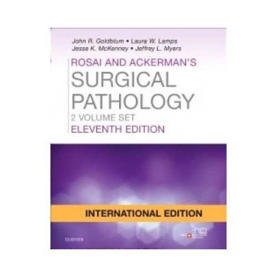 Rosai And Ackerman'S Surgical Pathology (2 Vols. Set)