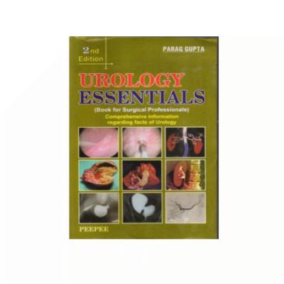 Urology Essentials 2nd edition by Parag Gupta