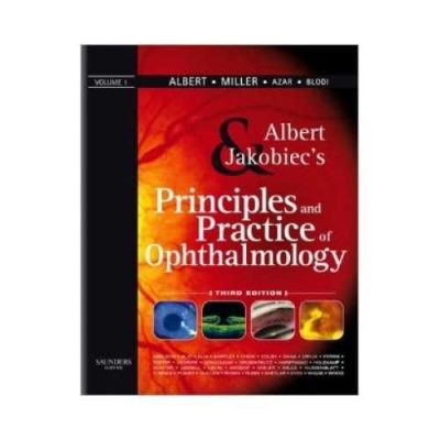 Albert And Jakobiecs Principles And Practice Of Ophthalmology 3rd/2013 (4 Vols. Set)3rd edition by Albert