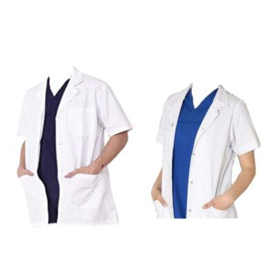 Half Sleeves Aprons