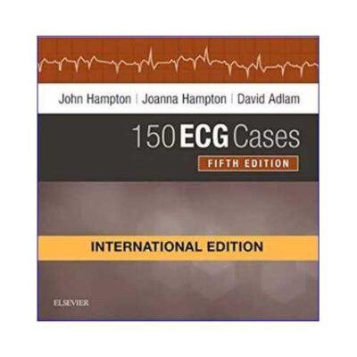 ECG Cases 5th edition by John Hampton